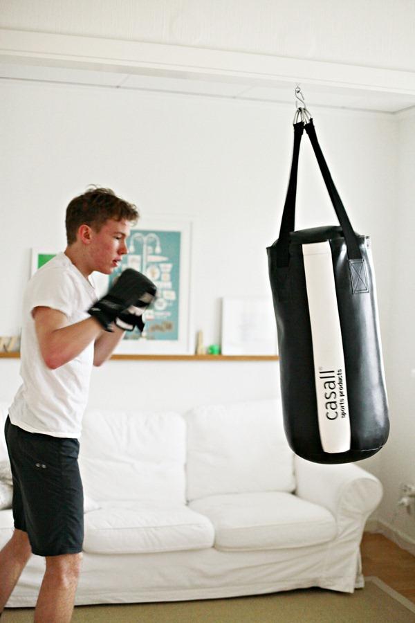 The Boxer Benita Larsson